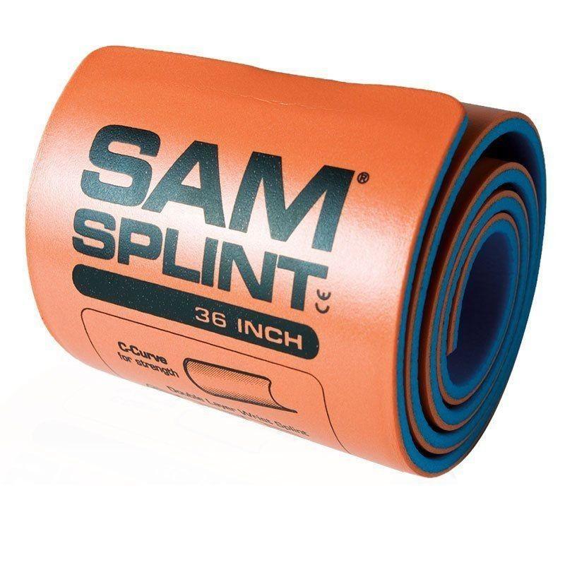 Férula inmovilización moldeable SAM Splint