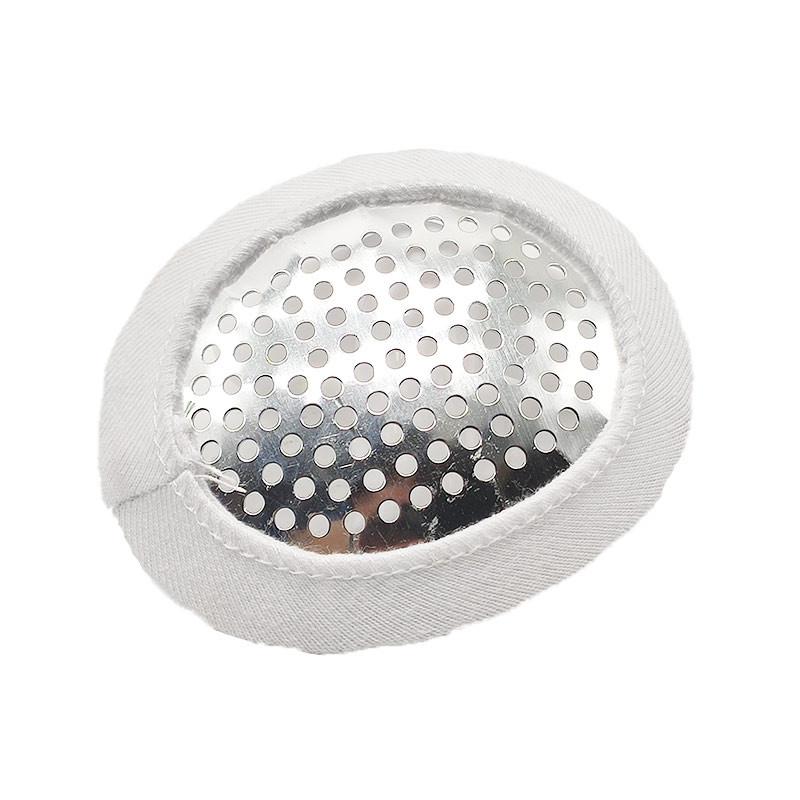 Protector ocular rígido de aluminio