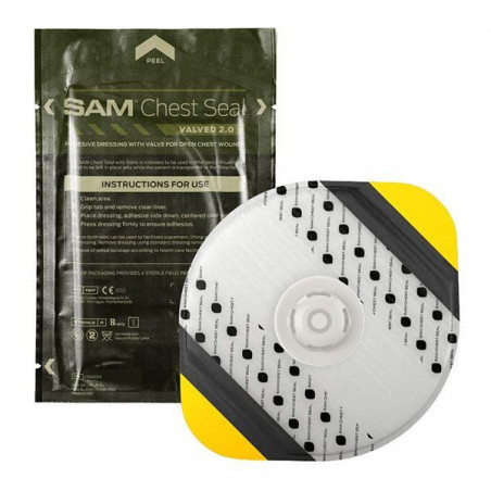 SAM CHEST SEAL VALVE 2.0